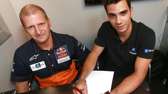 Miguel Oliveira è l'erede di Jack Miller alla KTM