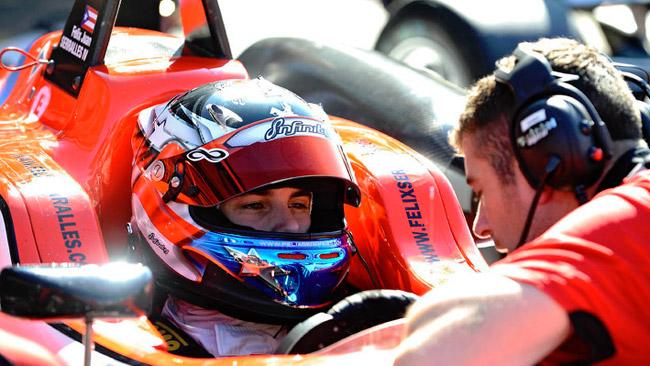 Felix Serrales sbarca in Indy Lights nel 2015