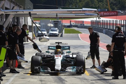 Lewis Hamilton set for Austrian Grand Prix grid penalty