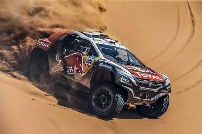 WRC legend Sebastien Loeb to make Dakar debut with Peugeot in 2016
