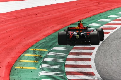Red Bull Ring kerbs wrong for Formula 1, says Max Verstappen