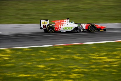 Sergio Sette Camara loses Red Bull Ring Formula 2 front row start