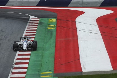 FIA alters Red Bull Ring kerbs at final corners after F1 practice