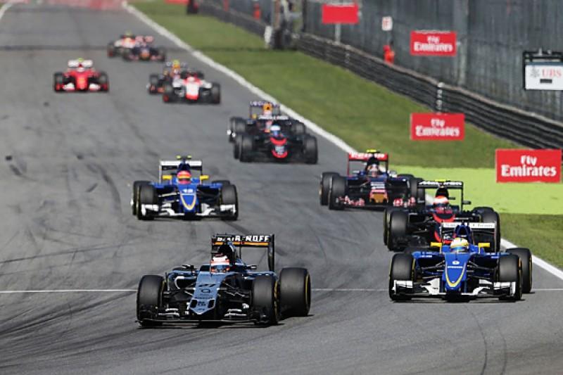 F1 teams lodge official EU complaint over 'unfair' structure