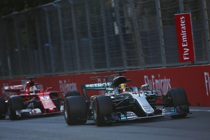 Mercedes rules out Vettel clash as Hamilton F1 gearbox change cause