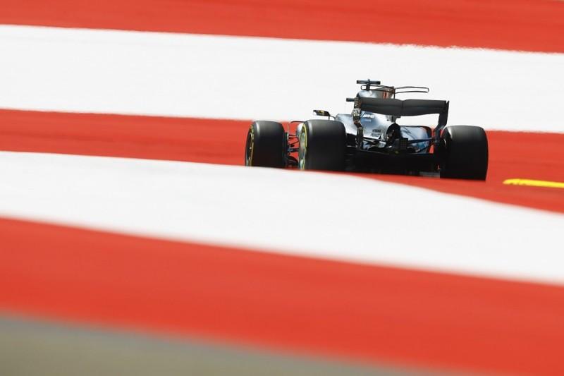 Lewis Hamilton leads Austrian Grand Prix practice with record lap