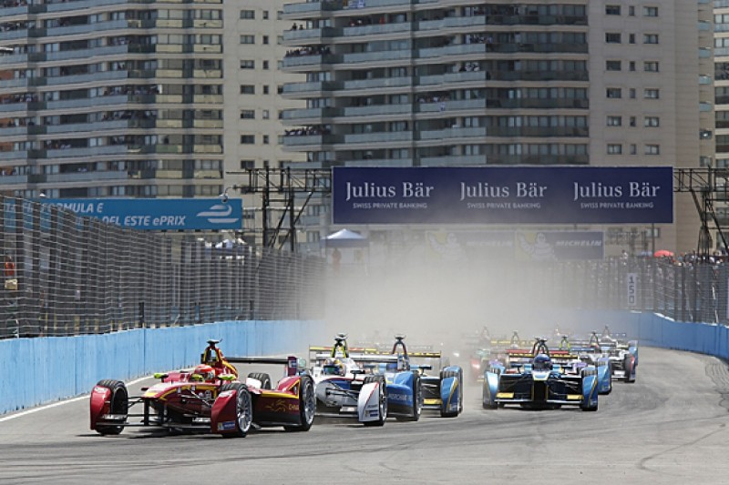 Formula E altering circuit layouts for 2015/16 championship