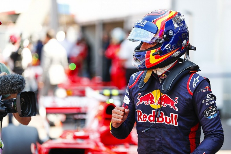 Carlos Sainz Jr unlikely to stay at Toro Rosso for F1 2018