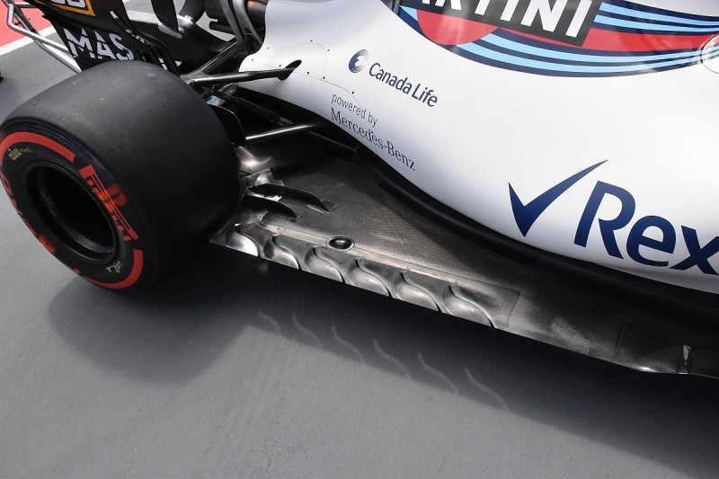 Williams F1 team brings major upgrade for Austrian Grand Prix