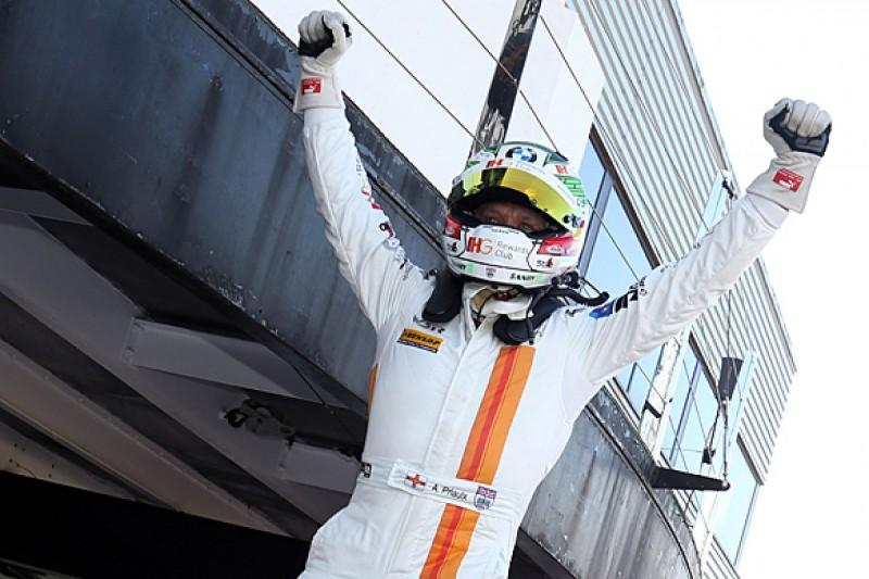 Silverstone BTCC: Andy Priaulx wins for WSR BMW