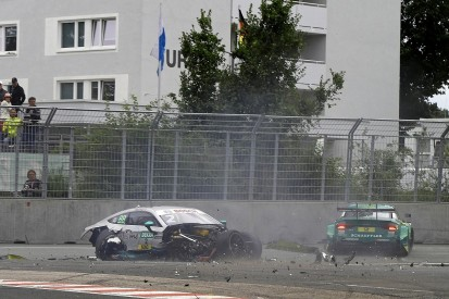 Mercedes reveals more details of Paffett and Rockenfeller's crash