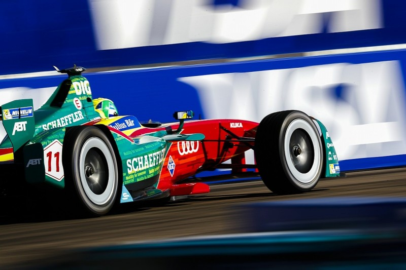 Audi completes takeover of Abt Formula E team