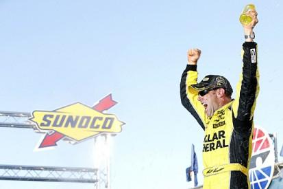 New Hampshire NASCAR: Matt Kenseth wins, Kevin Harvick out of fuel