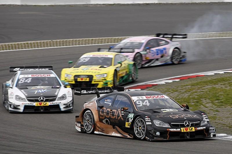 Audi accuses Mercedes of breaking DTM team orders pact