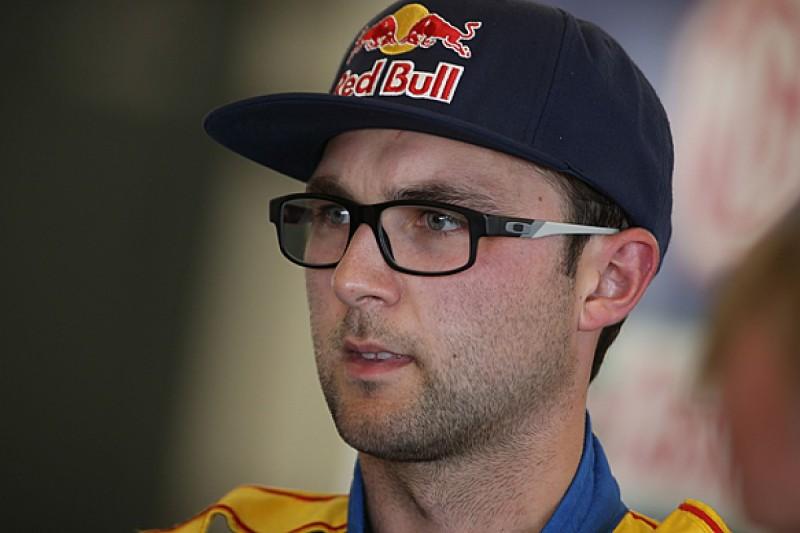 BTCC star Jordan back to World Rallycross as Ekstrom Audi stand-in