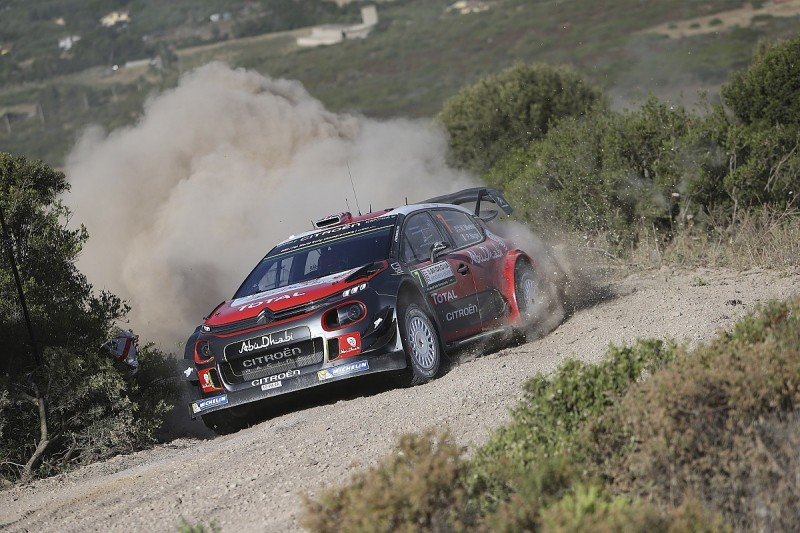 Citroen World Rally team: Kris Meeke needed a break
