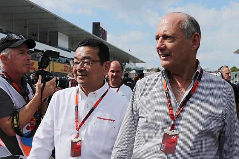 Japanese GP: McLaren boss Ron Dennis unhappy with Fernando Alonso