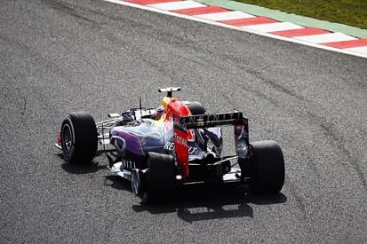 Japanese GP start crash: Daniel Ricciardo thought a gap would open