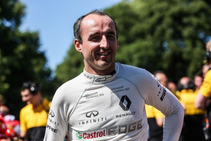 Robert Kubica being evaluated for full F1 comeback with second test