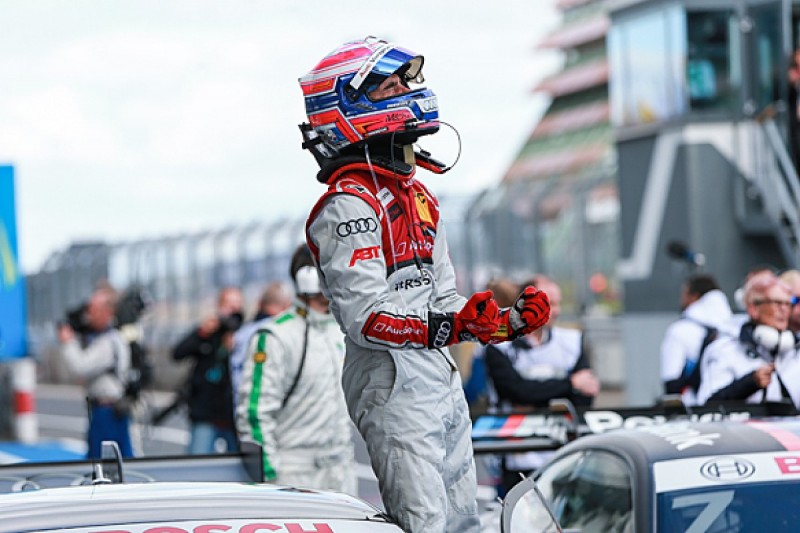 Nurburgring DTM: Miguel Molina wins, Pascal Wehrlein close to title