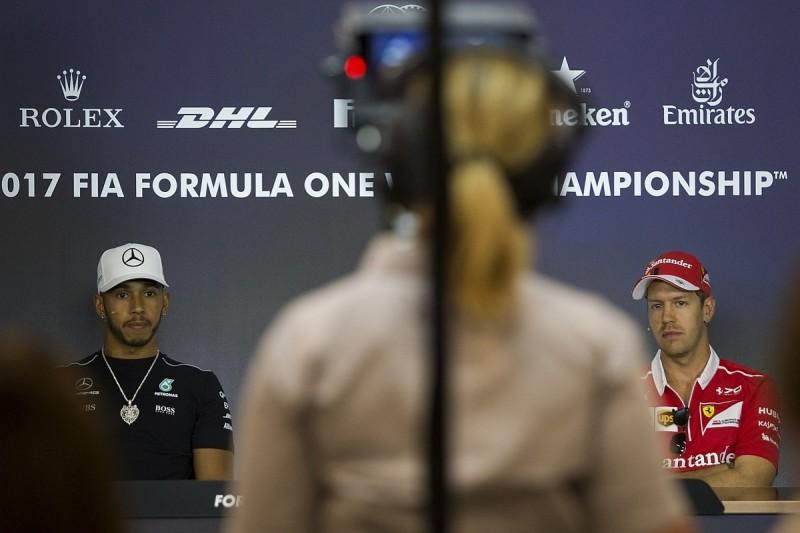 Sebastian Vettel sent Lewis Hamilton apology after Baku clash