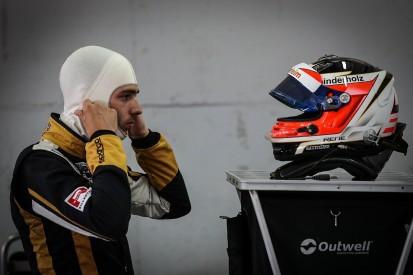 Formula V8 3.5 title hopeful Binder looking at 2018 IndyCar seat