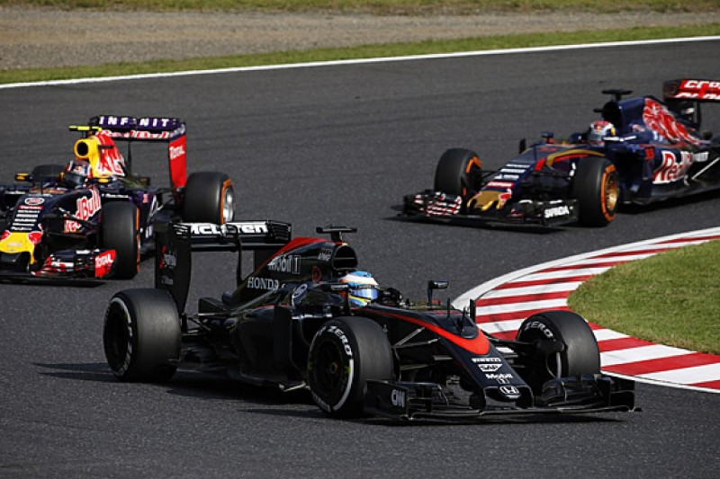Fernando Alonso embarrassed and frustrated after F1 Japanese GP