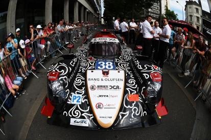 Le Mans 24 Hours runner-up Jota Sport eyes new LMP1 cars
