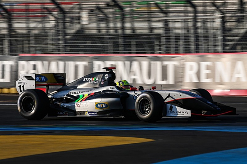 Le Mans FR3.5: Tio Ellinas on pole, Oliver Rowland only 14th