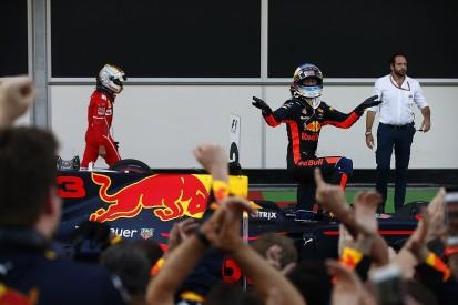 Ricciardo backs FIA decision not to punish Vettel further for Baku
