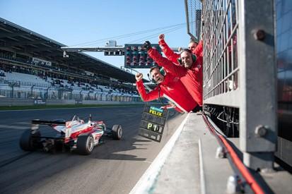 Felix Rosenqvist crowned 2015 Formula 3 European champion