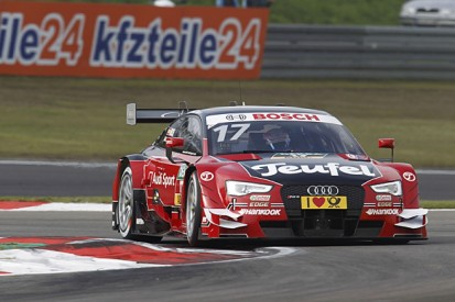 Nurburgring DTM: Miguel Molina puts Audi on race two pole