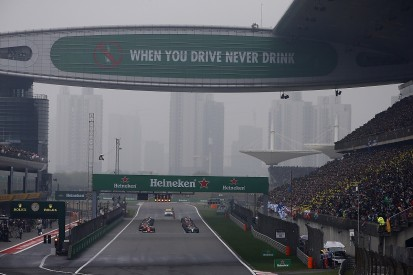 Formula 1 makes new push to boost interest in China