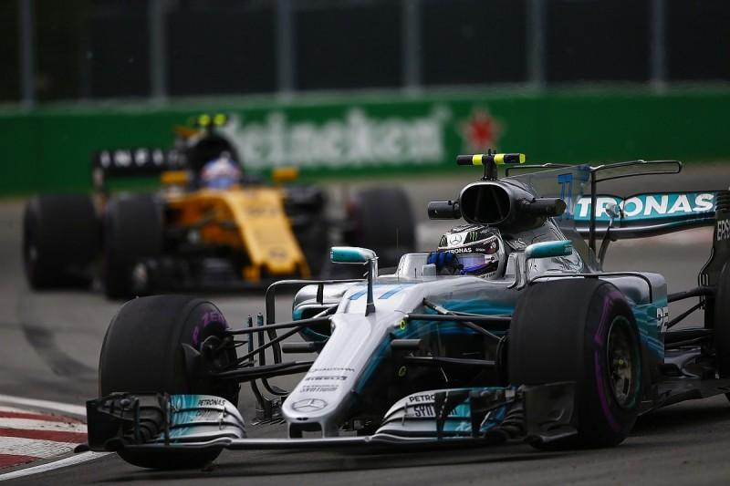 Renault: 'No good reason' to copy Mercedes' split F1 engine design