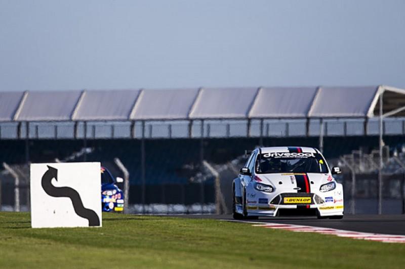 BTCC Silverstone: Mat Jackson takes second consecutive pole position