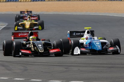 Matthieu Vaxiviere defends his driving after FR3.5 Le Mans penalty