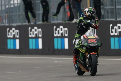 Folger: More to come after breakthrough MotoGP podium in Germany