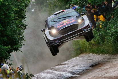 """Ogier: No point trying to force Poland result with """"kamikaze"""" risks"""