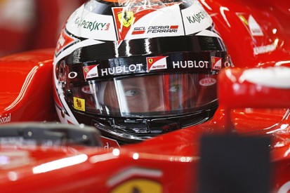 Kimi Raikkonen calls his Japanese GP F1 qualifying lap 'average'