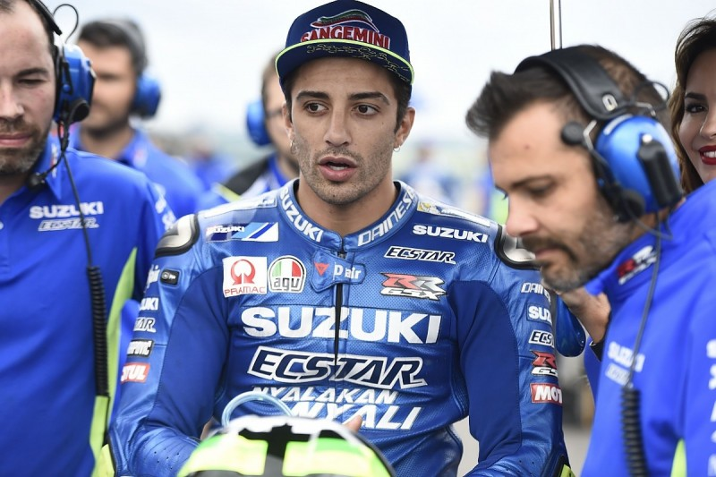 Schwantz slams struggling Suzuki MotoGP rider Iannone's attitude