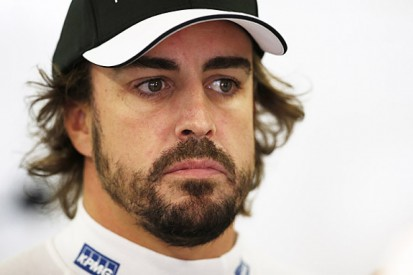 Fernando Alonso dismisses rumours he could leave McLaren early