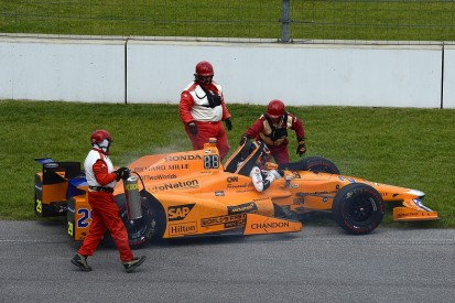 Honda finds cause of 2017 Indy failures, including Fernando Alonso's
