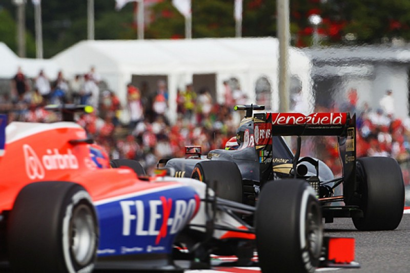 Lotus/Renault talks key to Manor-Mercedes F1 engine deal for 2016