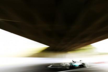 Japanese GP: Nico Rosberg leads Mercedes one-two in dry practice