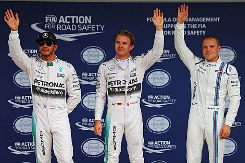 Nico Rosberg takes pole position for Japanese Grand Prix