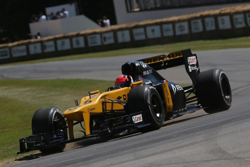 Kubica rates F1 return chance at '80 or 90%', set to test again