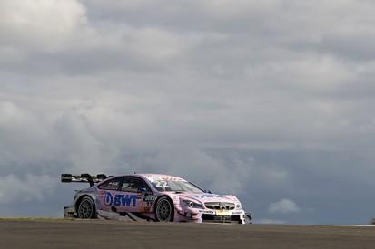 Nurburgring DTM: Mercedes rookie Lucas Auer takes shock pole