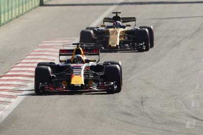 Hulkenberg: Renault can't match Red Bull F1 development progress