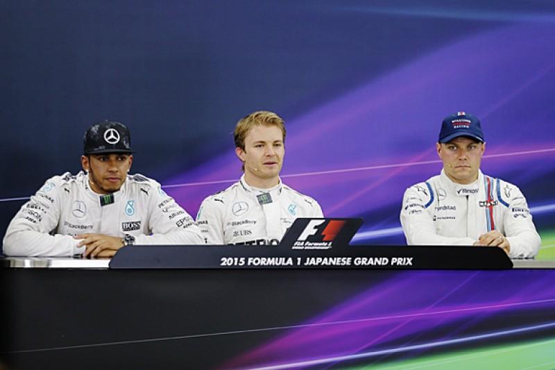 Japanese GP post-qualifying F1 press conference transcript