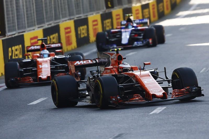 Both McLaren drivers get Honda F1 upgrade for Austrian Grand Prix